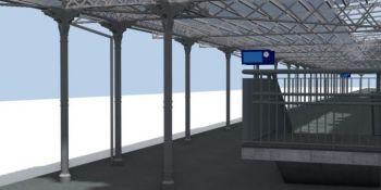 Tak będzie wyglądał dworzec kolejowy w Węglińcu po przebudowie. Zobacz wizualizację! - zdjęcie nr 12