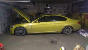 BMW o wartości blisko 85 tys. zł / fot. KPP Zgorzelec