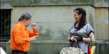 Dzień Dziecka z Teatrem Trójkąt z Zielonej Góry - zdjęcie nr 1