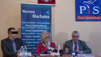 Posłanka Marzena Machałek zawsze dbała o dobro regionu zgorzeleckiego. Zawsze!