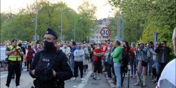 Protesty na polsko-niemieckiej granicy. Pracownicy transgraniczni domagają się otwarcia granic - zdjęcie nr 29