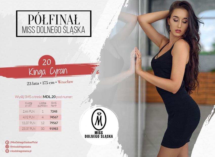 Znamy półfinalistki Miss i Miss Nastolatek Dolnego Śląska 2020! - zdjęcie nr 16