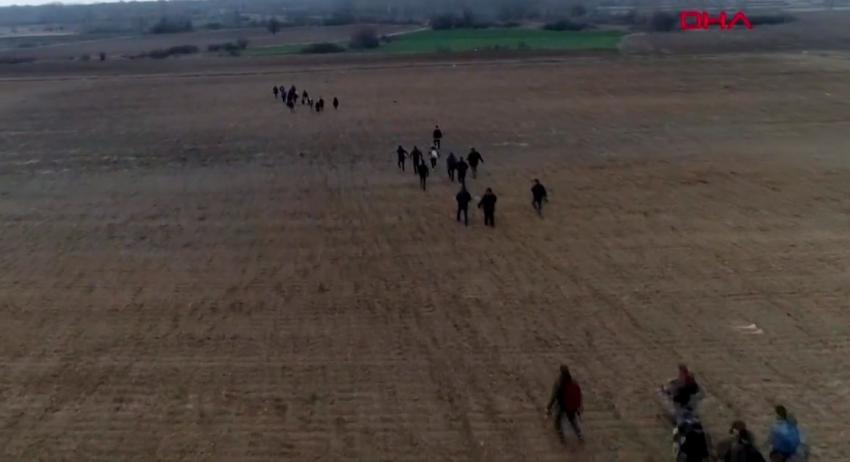 Wojna w Syrii i zaangażowanie w nią Turcji, znów uruchomiły falę uchodźców