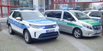 Nowe samochody w polsko-niemieckich placówkach straży granicznej - zdjęcie nr 7