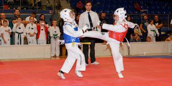 Medalowe starty zgorzeleckich taekwondzistów - zdjęcie nr 15