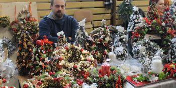 Bożonarodzeniowy Jarmark Rękodzieła w Jerzmankach - zdjęcie nr 6