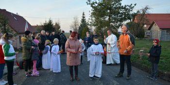 Mieszkańcy Radzimowa Górnego uroczyście otworzyli drogę - zdjęcie nr 9