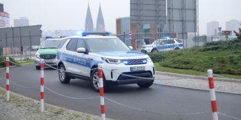 Nowe samochody w polsko-niemieckich placówkach straży granicznej - zdjęcie nr 2
