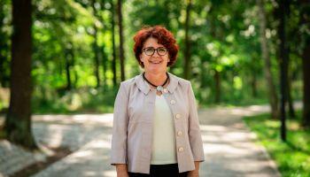 Dorota Baranowska - pozycja 7. na liście Koalicji Obywatelskiej w wyborach do Sejmu RP