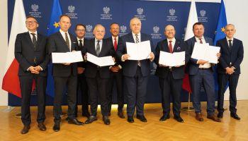 PGE stroną porozumienia największych spółek sektora energetycznego i Skarbu Państwa, zmierzającego do powołania NABE
