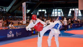 Turniej Berlin Open / fot. UKS Warrior Zgorzelec