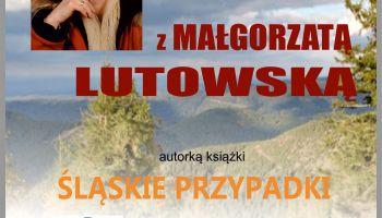 Prolog Dni Literatury nad Nysą z Małgorzatą Lutowską