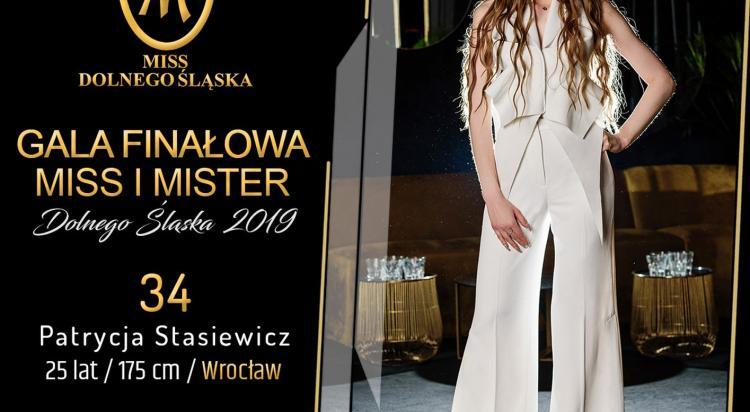 Finalistki i finaliści konkursu Miss i Mister Dolnego Śląska 2019 - zdjęcie nr 24
