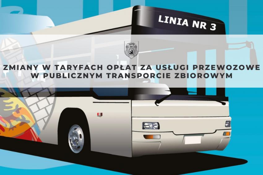 Komunikacja miejska w Zgorzelcu – zmiany w taryfie opłat