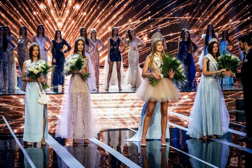 Finał Miss Polski 2020 i Miss Polski Nastolatek 2020. Zobacz zdjęcia z koronacji! - zdjęcie nr 13