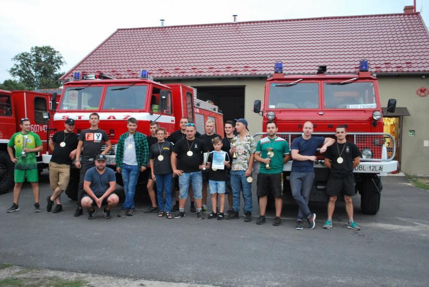 III Regionalne Mistrzostwa Złotego Głuszca w Piłce Siatkowej Jagodzin 2019