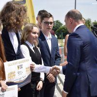 Dolnośląska Gala Sportu Młodzieżowego 2021. Nagrody trafiły także do sportowców z powiatu zgorzeleckiego
