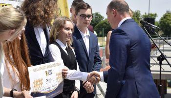 Dolnośląska Gala Sportu Młodzieżowego 2021 / fot. UMWD