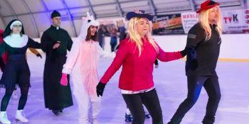 Karnawał 2020 na lodowisku w Łagowie - zdjęcie nr 2