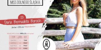 Znamy półfinalistki Miss i Miss Nastolatek Dolnego Śląska 2020! - zdjęcie nr 10