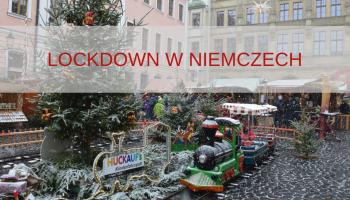 Lockdown w Niemczech właśnie się zaczął. Co to oznacza?
