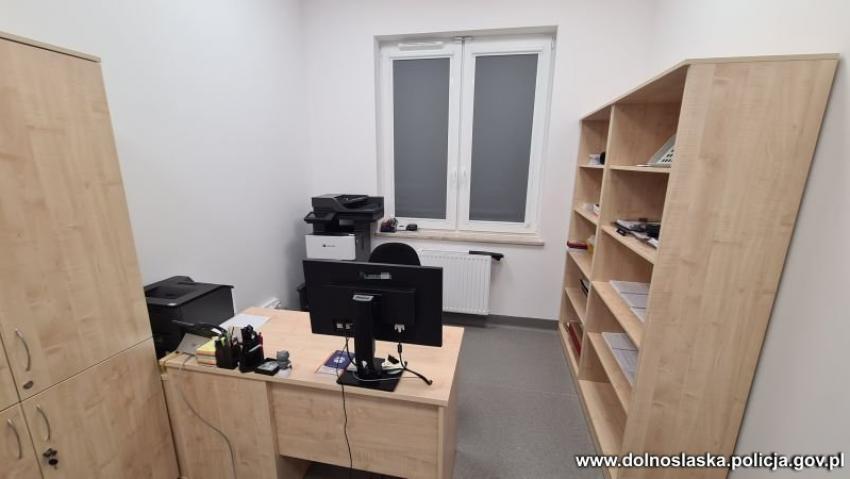 Tak wygląda nowy Komisariat Policji w Bogatyni - zdjęcie nr 10