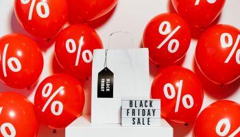 Black Friday / fot. Karolina Grabowska / pexels.com