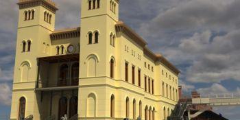 Tak będzie wyglądał dworzec kolejowy w Węglińcu po przebudowie. Zobacz wizualizację! - zdjęcie nr 1