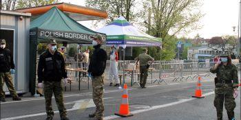 Protesty na polsko-niemieckiej granicy. Pracownicy transgraniczni domagają się otwarcia granic - zdjęcie nr 11