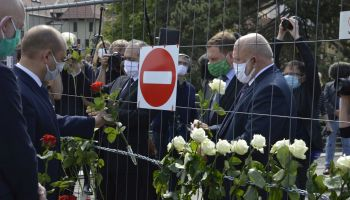 75. rocznica zakończenia II wojny światowej w Zgorzelcu i Goerlitz