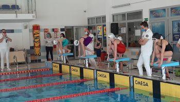 8 maja w Żaganiu odbył się III Puchar Sprintu | fot. UKS Energetyk Zgorzelec