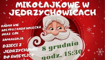 Spotkanie Mikołajkowe w Jędrzychowicach