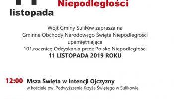 Narodowe Święto Niepodległości w Sulikowie