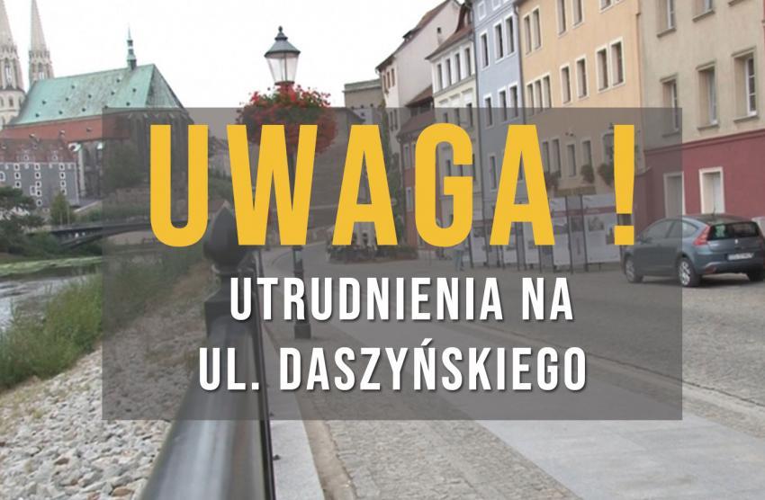 Będzie nowa organizacja ruchu na ul. Daszyńskiego w Zgorzelcu (fot.: UM Zgorzelec)
