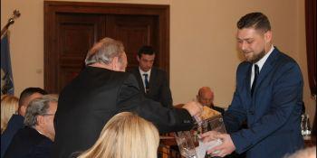 Inauguracyjna sesja Rady Miasta Zgorzelec - zdjęcie nr 51