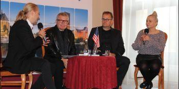 Architekt Daniel Libeskind spotkał się z mieszkańcami Europamiasta Zgorzelec/Görlitz - zdjęcie nr 7