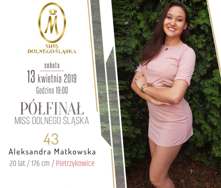 Matkowska Aleksandra