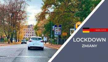 Lockdown w Niemczech - zmiany