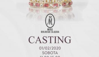 Miss Dolnego Śląska 2020 - casting