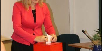 Pierwsza sesja Rady Powiatu Zgorzeleckiego - zdjęcie nr 34
