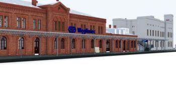 Tak będzie wyglądał dworzec kolejowy w Węglińcu po przebudowie. Zobacz wizualizację! - zdjęcie nr 6