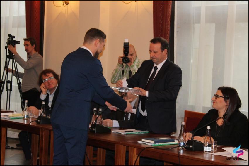 Inauguracyjna sesja Rady Miasta Zgorzelec - zdjęcie nr 49