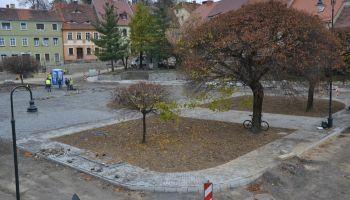 Remont rynku w Zawidowie / fot. UM Zawidów