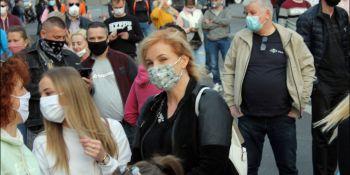 Protesty na polsko-niemieckiej granicy. Pracownicy transgraniczni domagają się otwarcia granic - zdjęcie nr 27