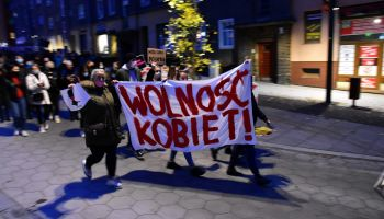 Strajk Kobiet 2020 w Zgorzelcu