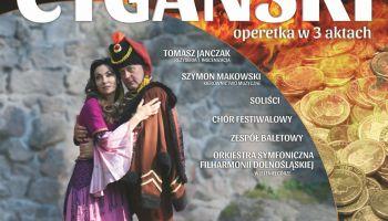 BARON CYGAŃSKI - operetka w 3 aktach w Zgorzelcu