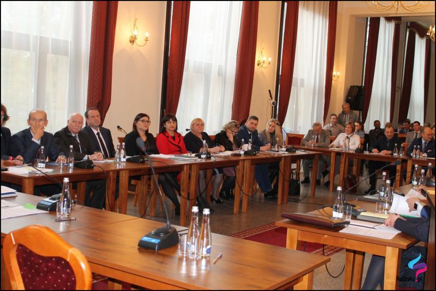 Inauguracyjna sesja Rady Miasta Zgorzelec - zdjęcie nr 26