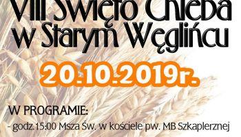 Święto Chleba Stary Węgliniec 2019: program