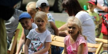 Dzień Dziecka z Teatrem Trójkąt z Zielonej Góry - zdjęcie nr 5