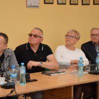 Dyskusja na temat dróg w Gminie Sulików